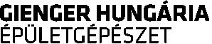 Gienger Hungária logó